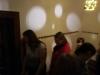 Besichtigung der Umkleide Beverly Dance