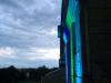 Volkshaus Meerane im Profil - Farbenspiel