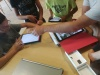 Videoschnitt mit dem Tablet