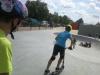 Skater-in-Aktion