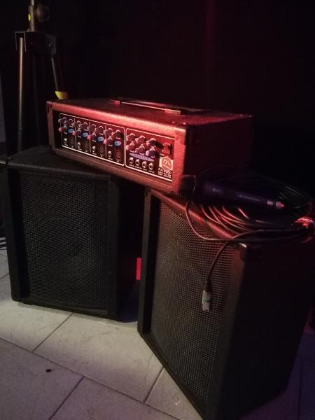 Musik-Anlage