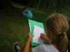 Wir zeichnen in der Natur - Rosaium Meerane