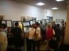Die Ausstellung der Kunstwerke