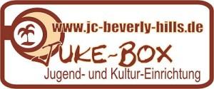 """Jukebox Logo1-300x125 in """"Juke-Box"""" im Jugendclub """"Beverly Hills"""" e. V. eröffnet"""