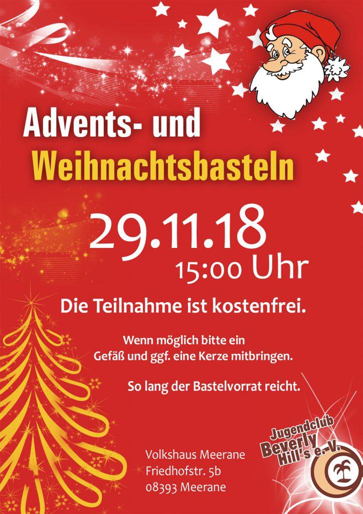 Weihnachtsbasteln-2018-724x1024 in Weihnachtsbasteln im Club