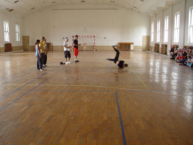 Sporthalle1 in Räumlichkeiten