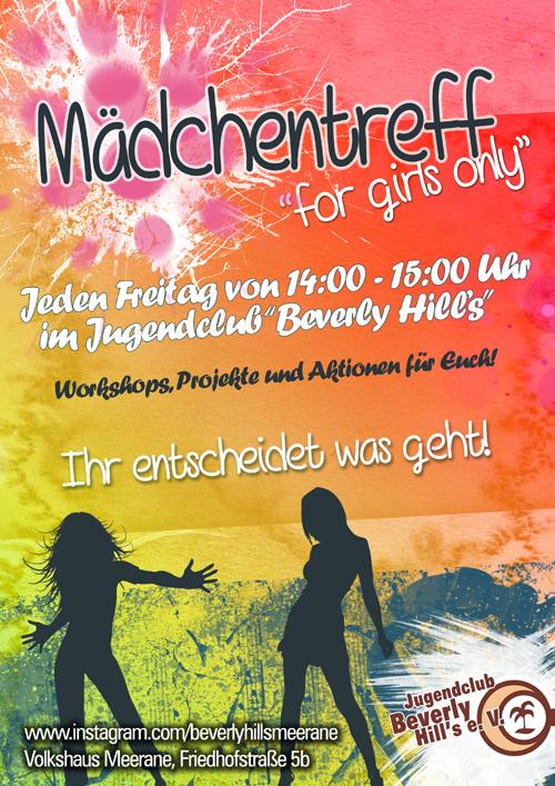 Plakat-m Dchentreff-web in Mädchentreff im Jugendclub