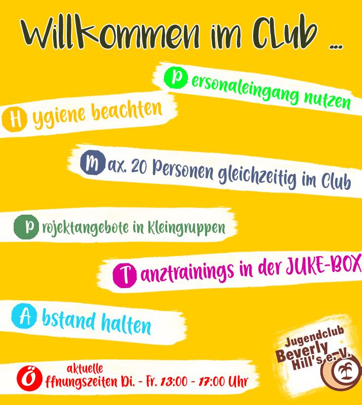 Post in Clubupdate: Willkommen im Club