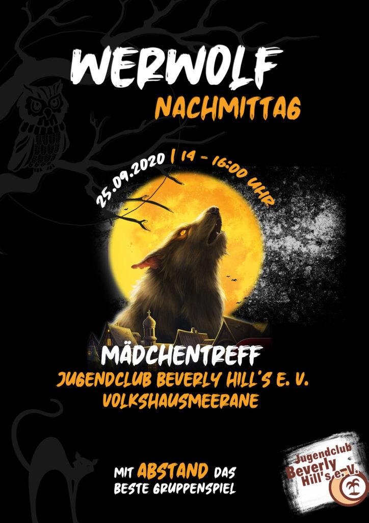 Werwolf-nachmittag-Kopie-724x1024 in Mädchentreff: Werwolf Nachmittag