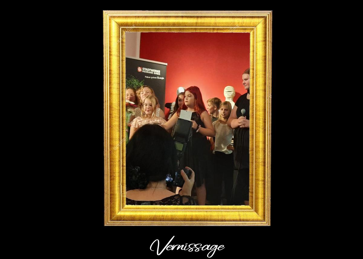 Vernissage in Digitale Ausstellung - Sommer-Kunst-Werkstatt 2020 Meerane