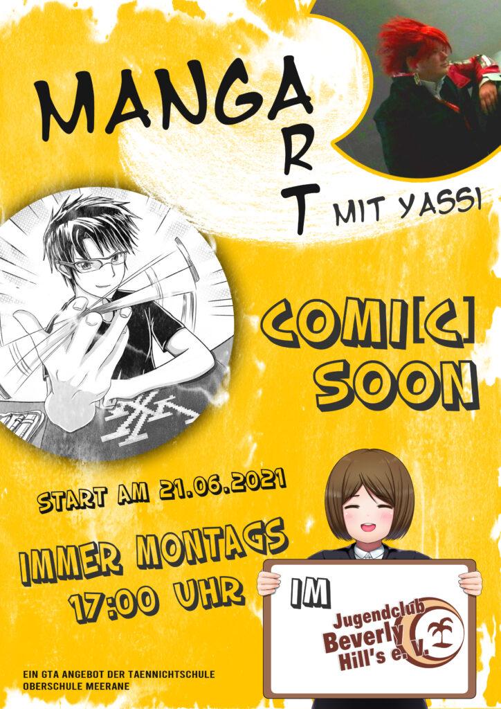 Manga-plakat-724x1024 in GTA-Angebot Manga zeichnen startet